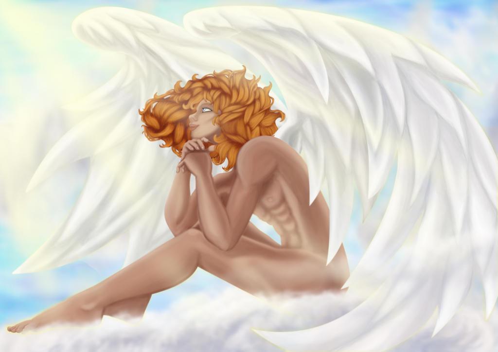 Angel by Enoa79