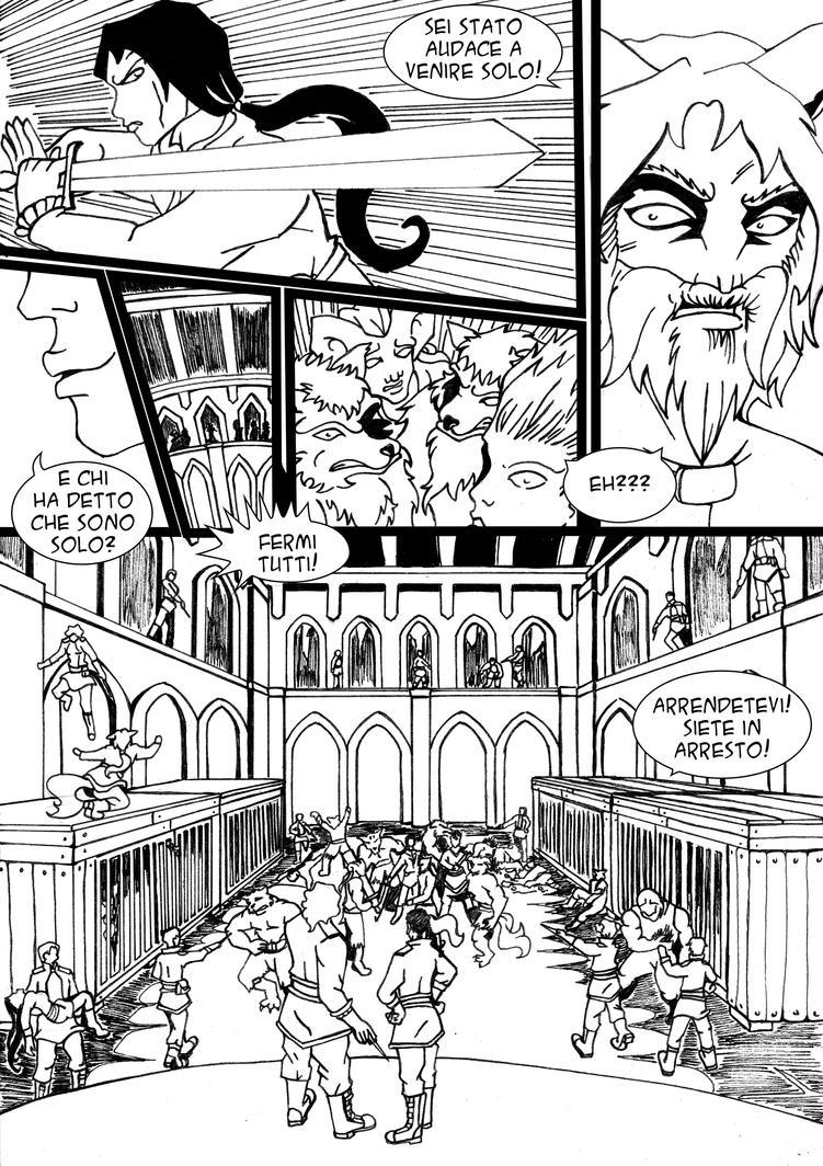 L'opera nera - Capitolo 3 pag. 33 by Enoa79
