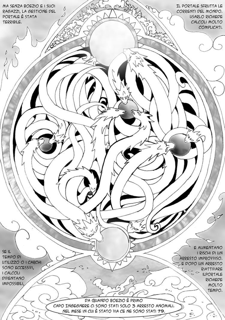 L'opera nera - Capitolo speciale 1 pag. 6 by Enoa79