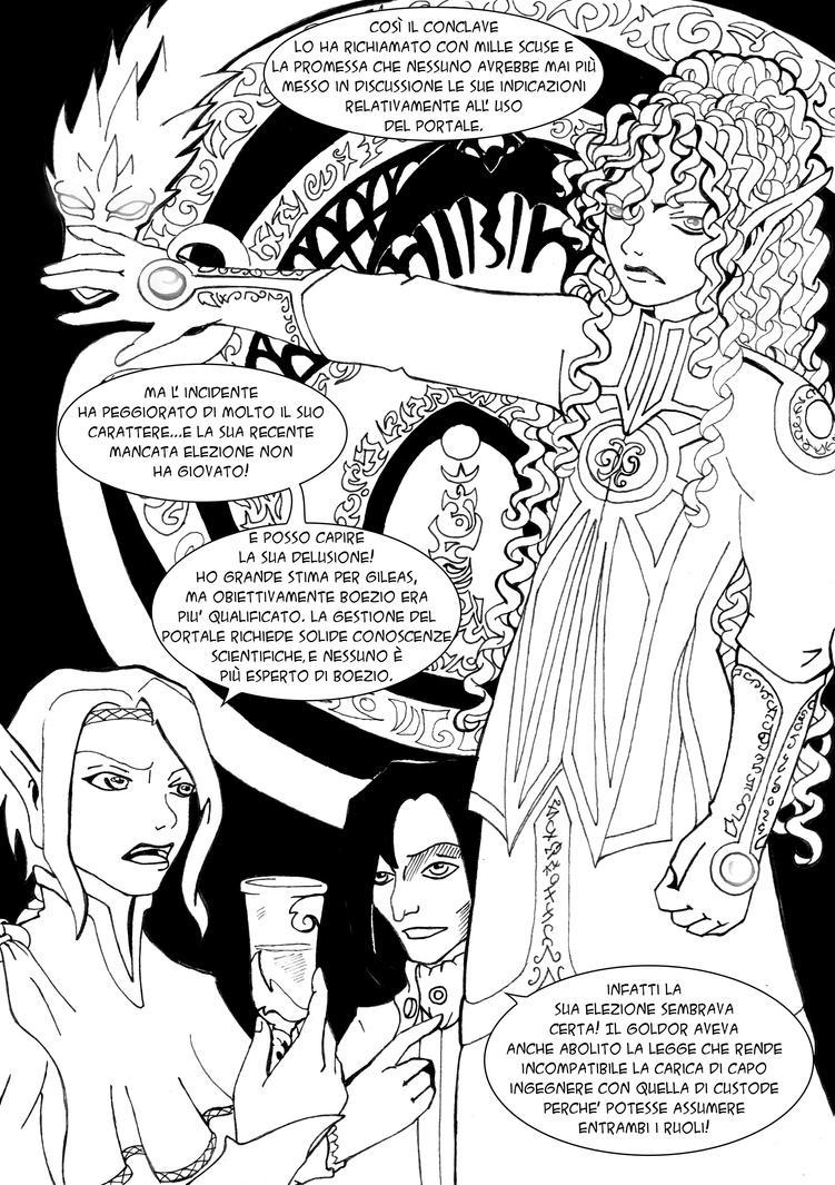 L'opera nera - Capitolo speciale 1 pag. 7 by Enoa79