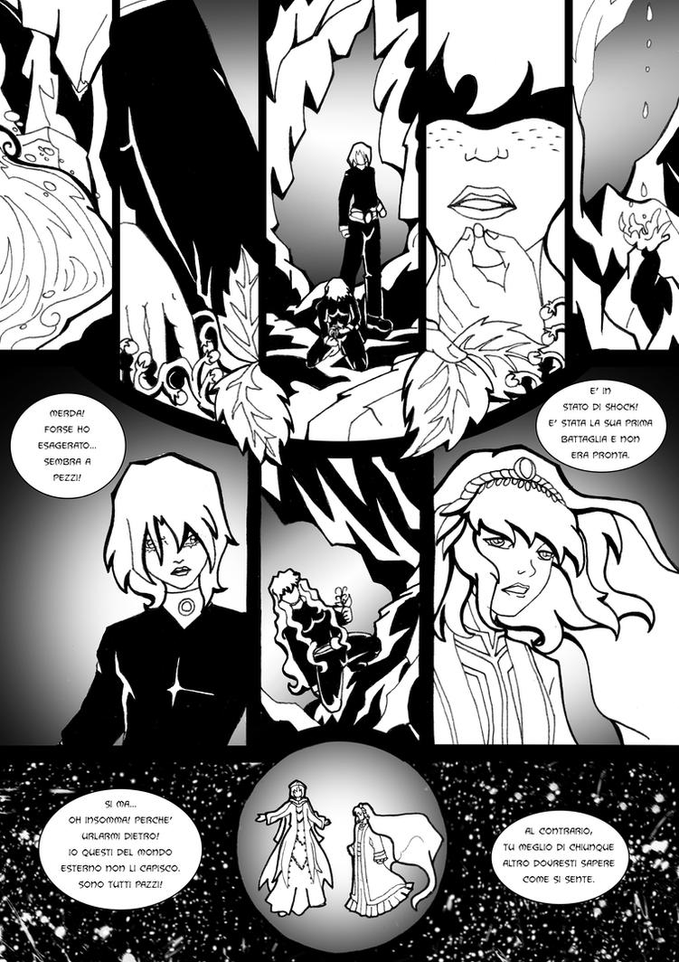 L'Opera Nera Capitolo 4 pag. 19 by Enoa79