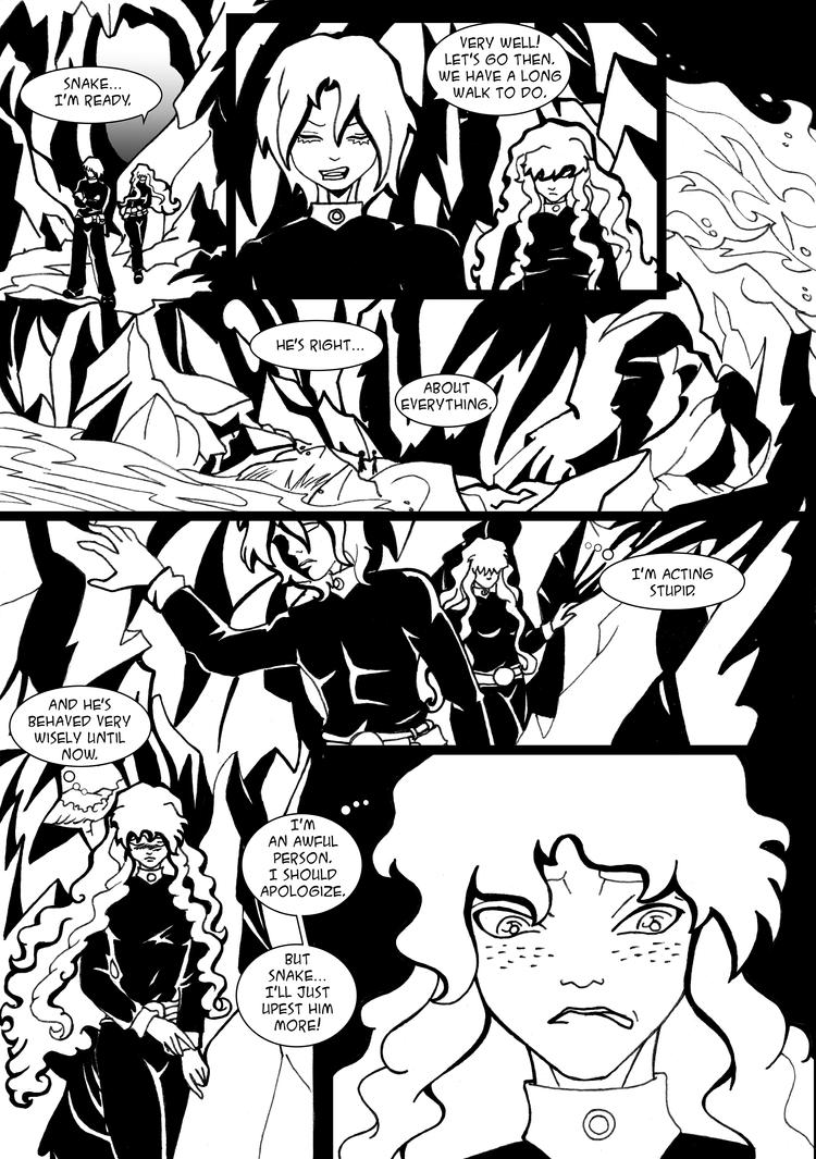 The Dark Artifact Chapter 4 pag. 20 by Enoa79