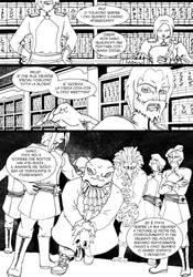 L'Opera Nera Capitolo 4 pag. 37 by Enoa79