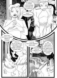L'Opera Nera Capitolo 5 pag. 33