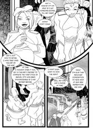 The Dark Artifact Chapter 5 pag.33