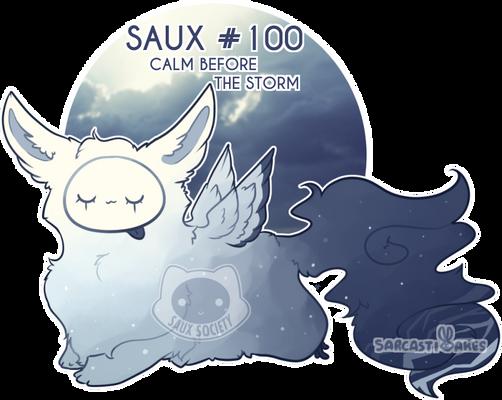 Saux100_Calm Before the Storm