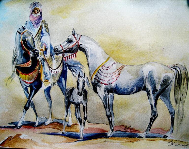 arabian treasure by dashket