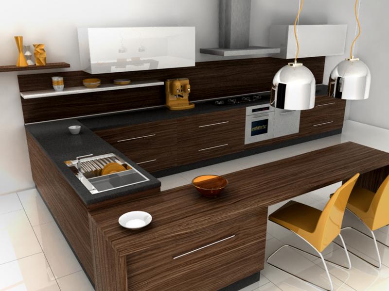 Kitchen visualization by pawelrajch on deviantart for Kitchen visualizer free