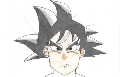 Son Goku by Raiden3152