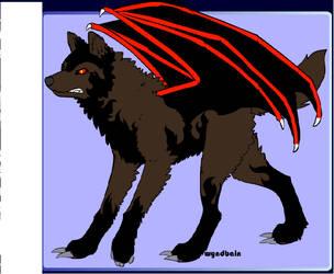 Blake(rage Mode) by Alphajonesisimmortal