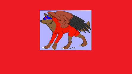 Charlie Wolfvein. by Alphajonesisimmortal