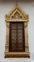 Temple Window 4 by Rivendell-PhotoStock