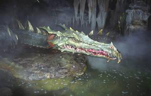 Sleeping Dragon by Rivendell-PhotoStock