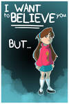 Gravity Falls: I Want to Believe