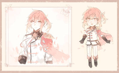 [Closed] Auction/Adopts: Sunset Royalty by batensan
