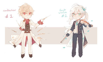 [Closed] Auction/Adopts: Magician's Symphony by batensan
