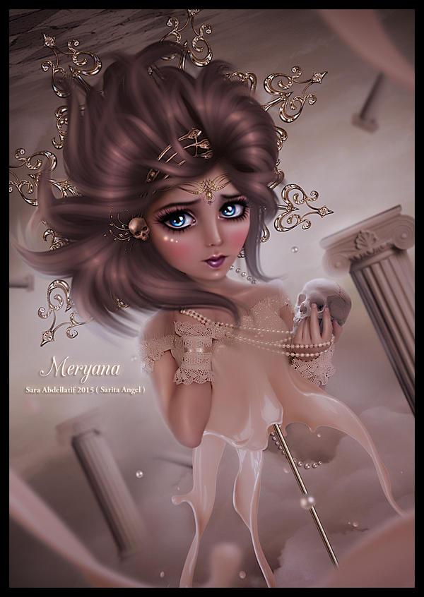 MERYANA by saritaangel07