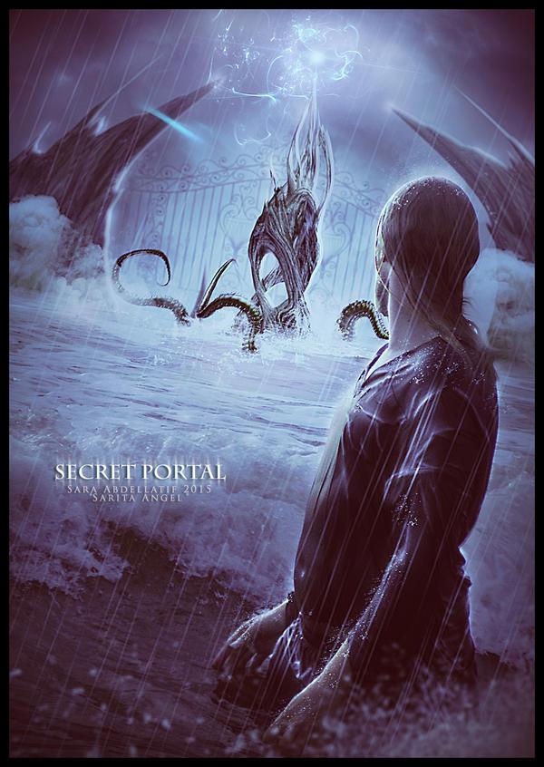 SECRET PORTAIL by saritaangel07