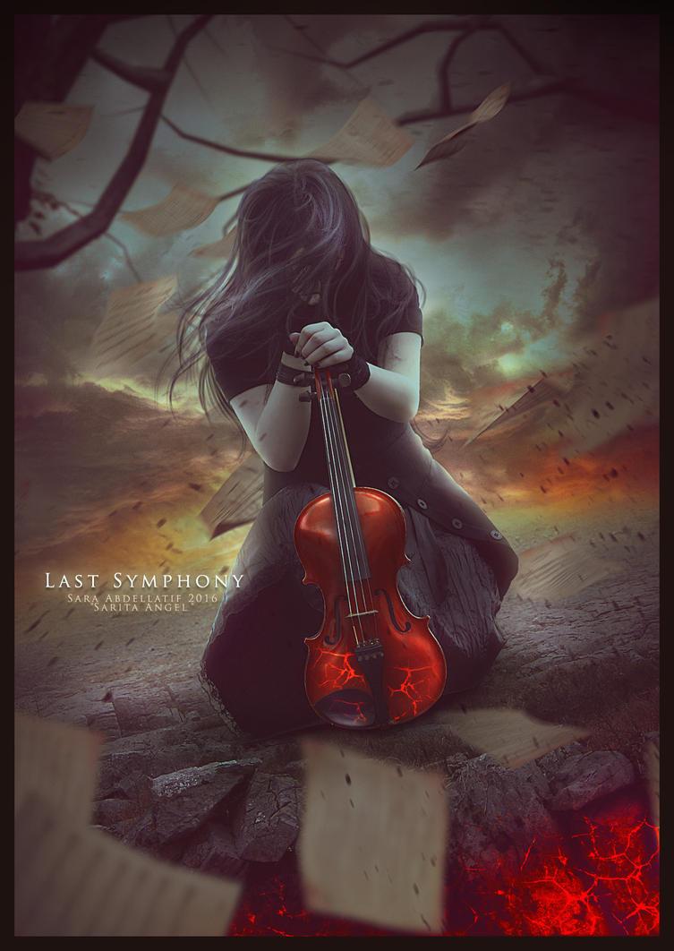 LAST SYMPHONY by saritaangel07