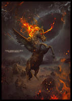 DARK HORSE by saritaangel07