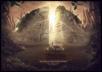 THE GATE OF THE OTHER WORLD by saritaangel07