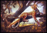 Leopard the king