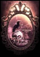 THE BLACK RAVEN by saritaangel07