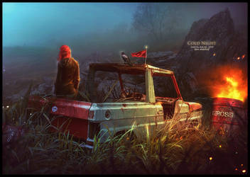 COLD NIGHT by saritaangel07