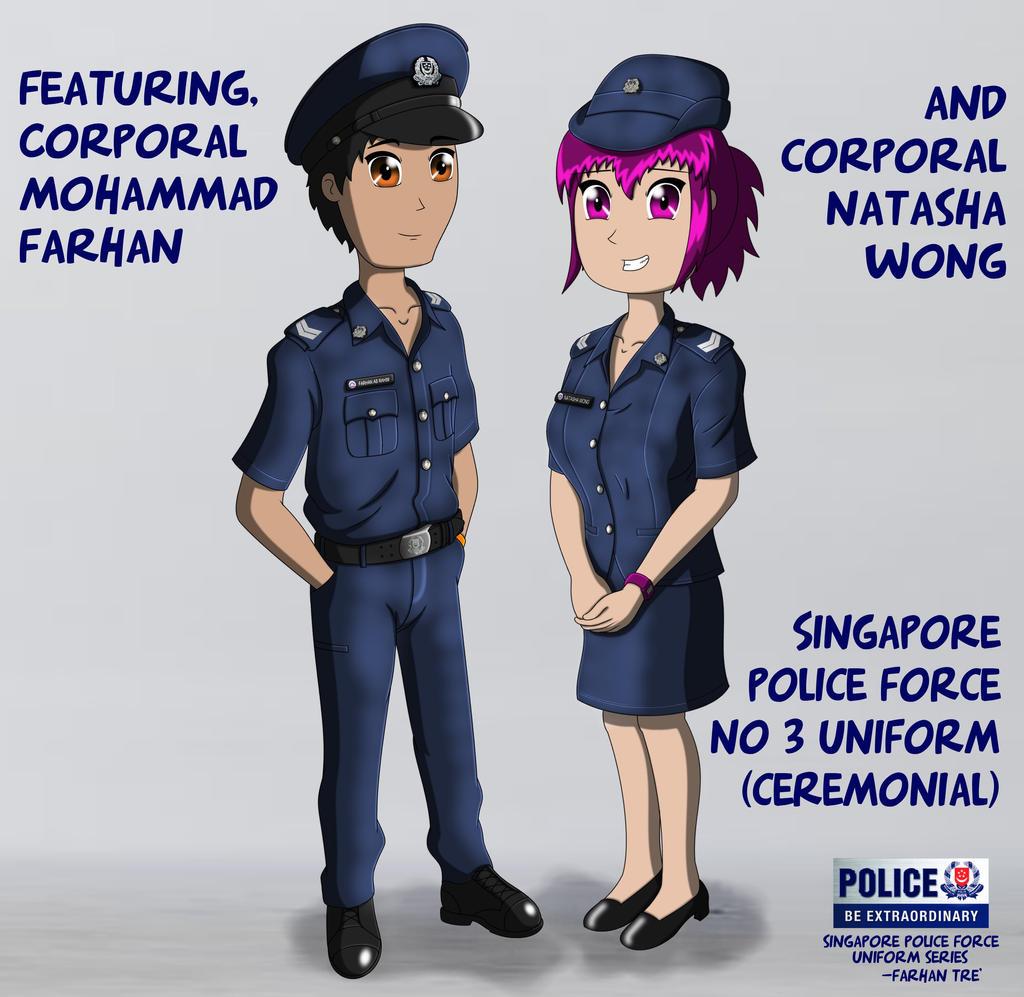 Spf Uniform Series No 3 Uniform Ceremonial By Farhan