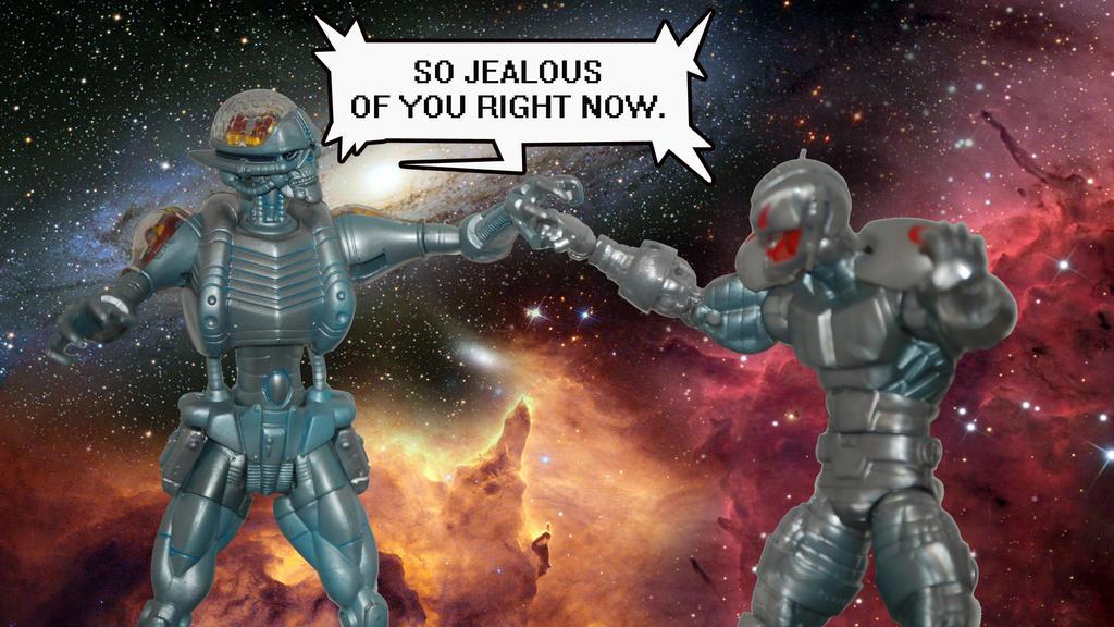 Ultron Vs Brainiac Pictures