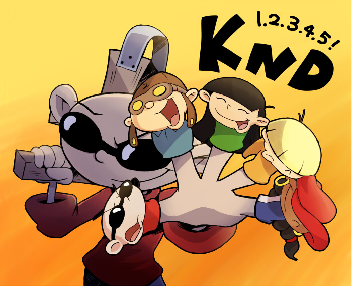Codename Kids Next Door by kappateki