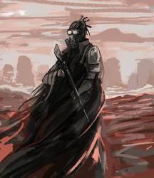 Desert storm by Suriael