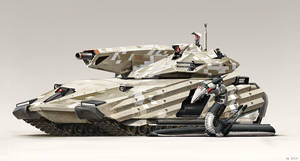 GCS-643 in Zone 10 Camouflage