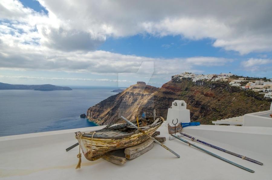 Santorini by evans47
