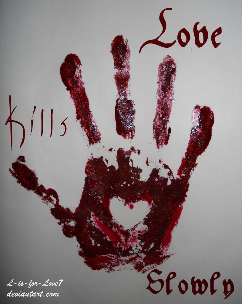 Love Kills Wallpaper : Love Kills Wallpapers