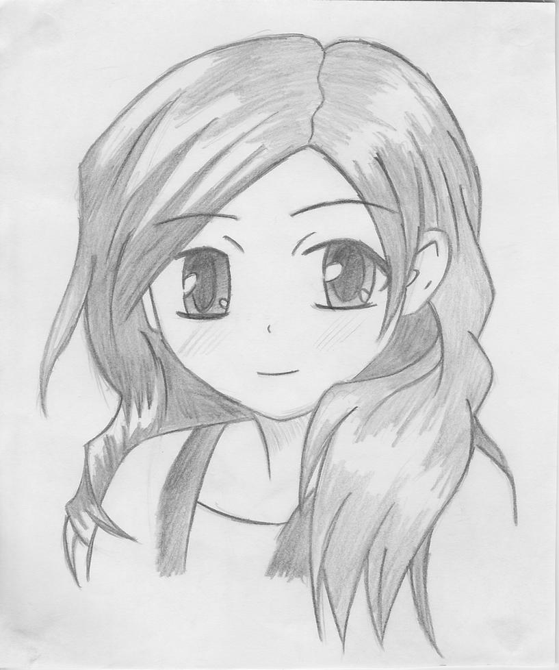Cute Girl by dulciejackson on DeviantArt