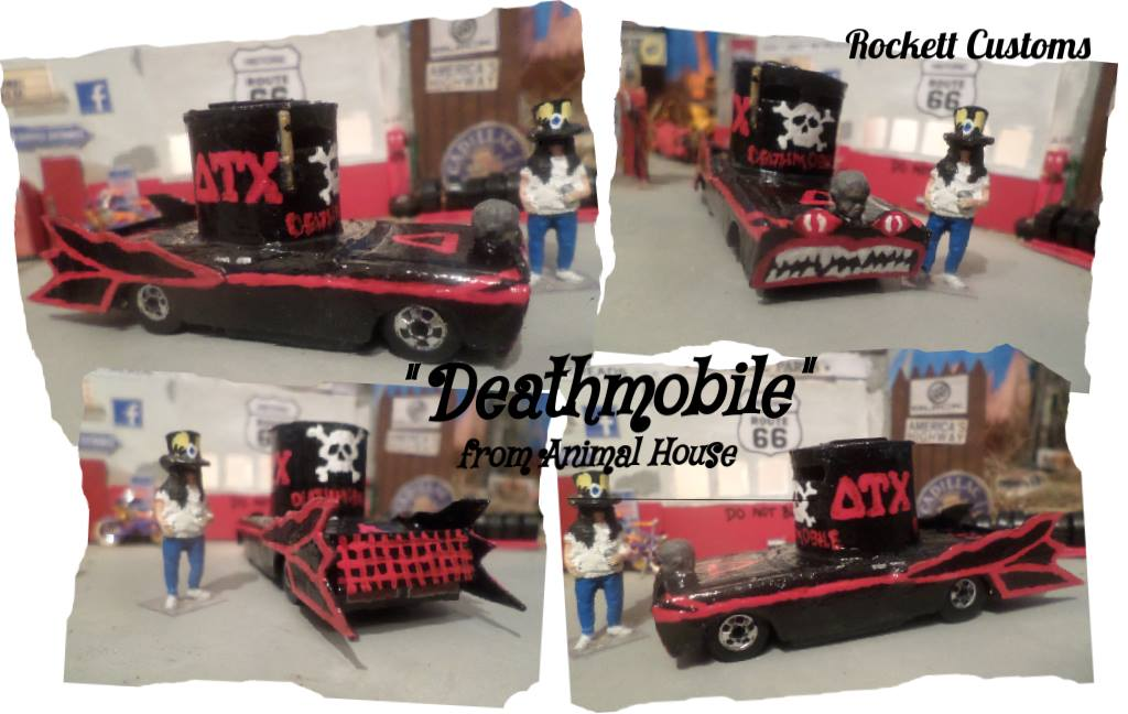 Deathmobile by Redd-Rockett