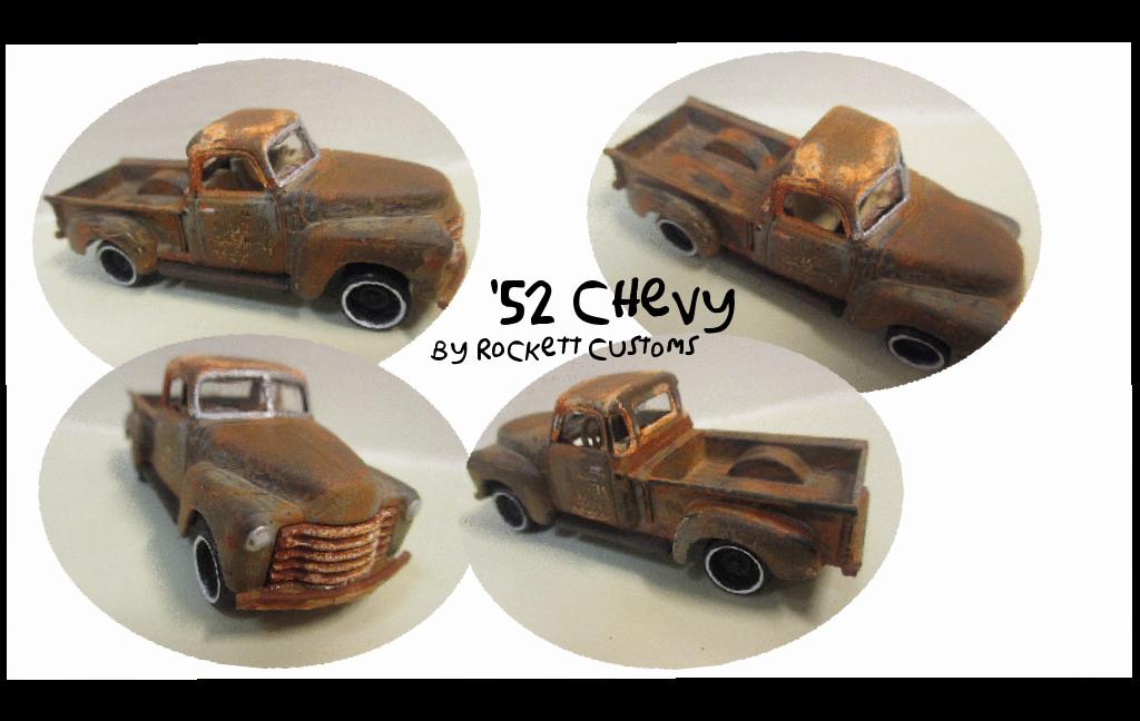 HW '52 Chevy by VonDude