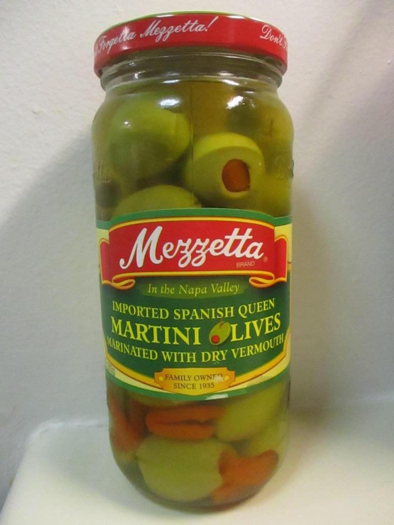 Martini olives by VonDude