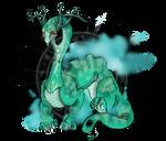 Ritual dragon- Emerald Gate