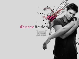 Jensen Ackles by winchester-jess
