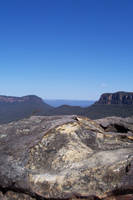 Blue Mountains4 by VicaRiouS-oNe