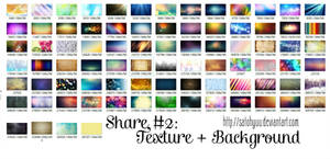 Share #2: Texture And Background