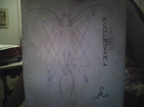 Necronomicon Night-Gaunt page