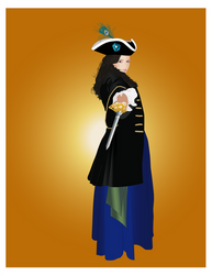 Aubry Pirate Finished?