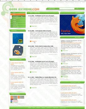GeekExtreme.com Contest - 1