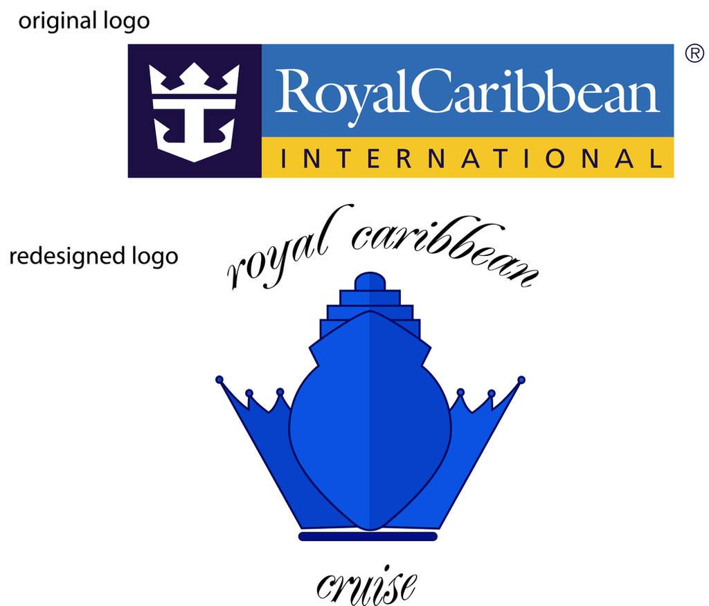 royal caribbean cruise logo by emilychoochoo