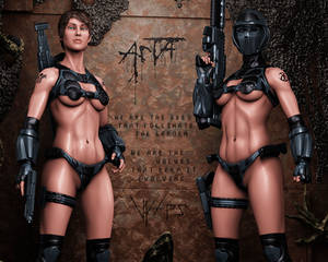 Arta Reboot: Title Pose