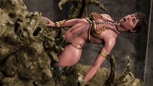 Slave Leia Cang Vore