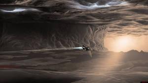 Arta #1 - Nomad Glides Across Incuso Scape